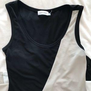 Calvin Klein maxi dress